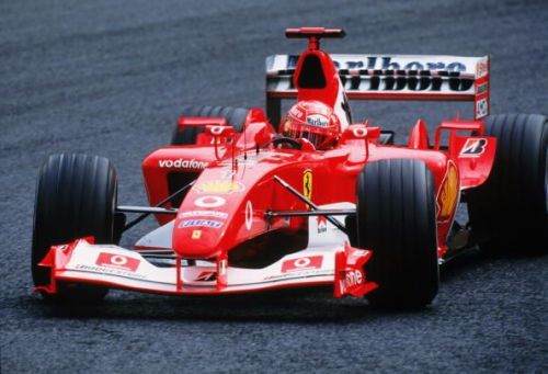 Ever dreamed of driving Michael Schumacher's Ferrari? You can get the next best thing now!