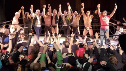 What could this mean for AEW and Bar Wrestling?