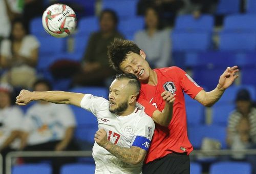 South Korea didn't require Son Heung-Min as they beat Philippines 1-0 in their opening encounter