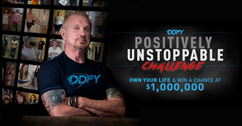 DDP is giving away one million dollars