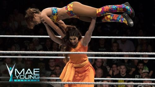 Kavita Devi returned back home to India to select WWE's next batch of talent!