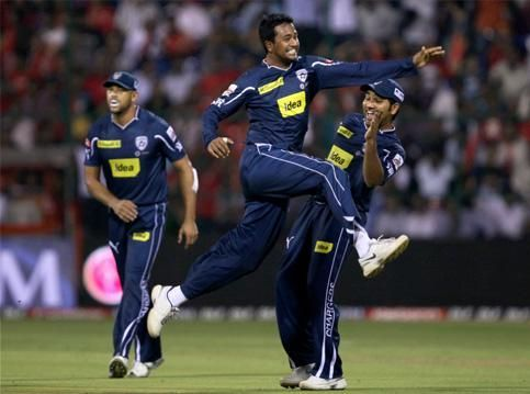 Pragyan Ojha won the Purple Cap in that edition of the tournament