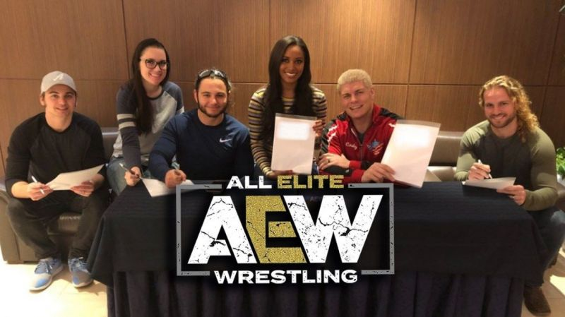 Image result for all elite wrestling