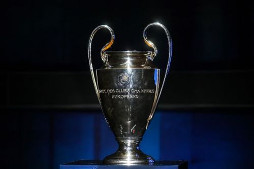 UEFA Champions League Trophy - the stuff of dreams for every footballer