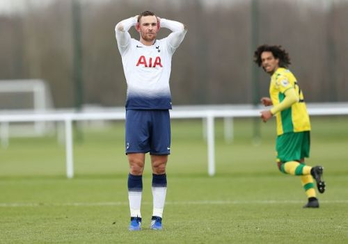 Could Tottenham's forgotten man Vincent Janssen finally be on his way out?