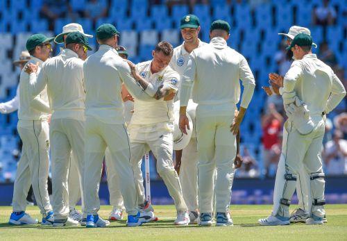 SA vs PAK 2nd test day3