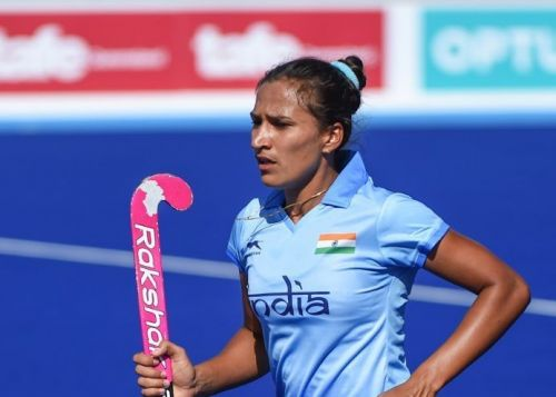 Ace striker Rani Rampal will captain an 18-strong Indian women's team, while experienced goalkeeper Savita will be her deputy