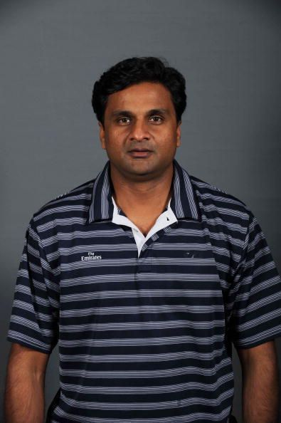 Javagal Srinath works as a match referee currently