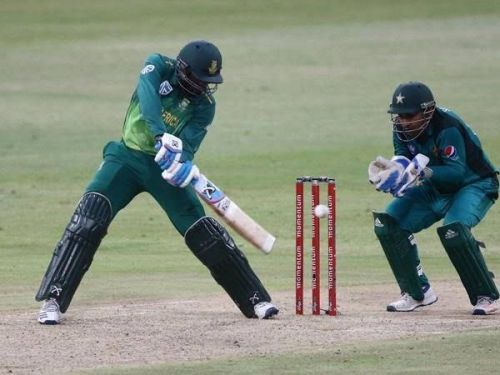Phehlukwayo Batting