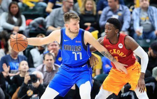Dallas Mavericks' Luka Doncic has had his fair share of success thus far into the NBA season