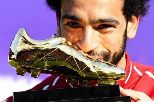 Mohamed Salah's recent form has made things pretty interesting in the Golden Boot race