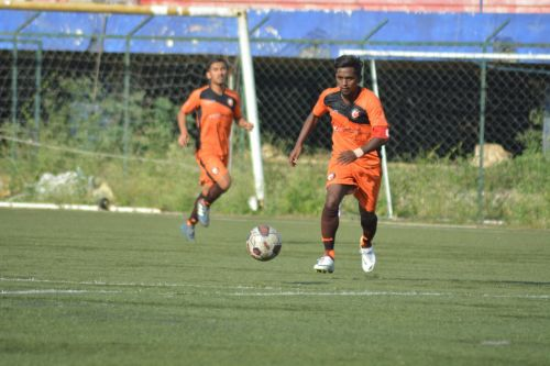 Manivannan began the scoring for SUFC