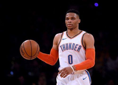 Oklahoma City Thunder v Los Angeles Lakers