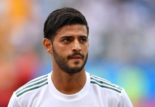 Carlos Vela currently plays for MLS side Los Angeles FC