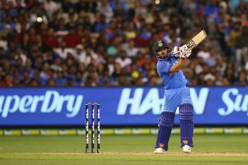 Kedar Jadhav looked handy but the combination prefer by Virat Kohli threatens his position in the team.