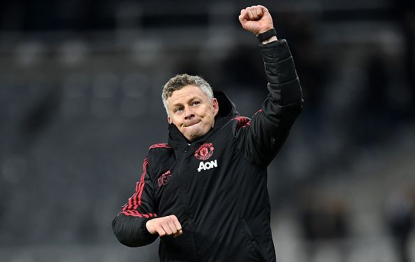 Solskjaer has taken Manchester United on a 5 game winning streak right now
