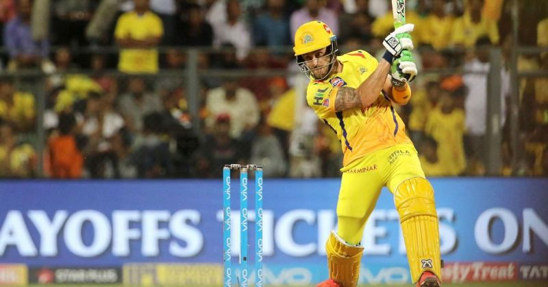 Faf du Plessis might miss the second half of the tournament due to the 2019 World Cup
