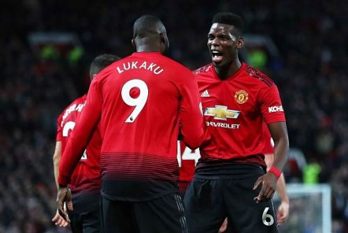 United have an extremely potent attacking threat