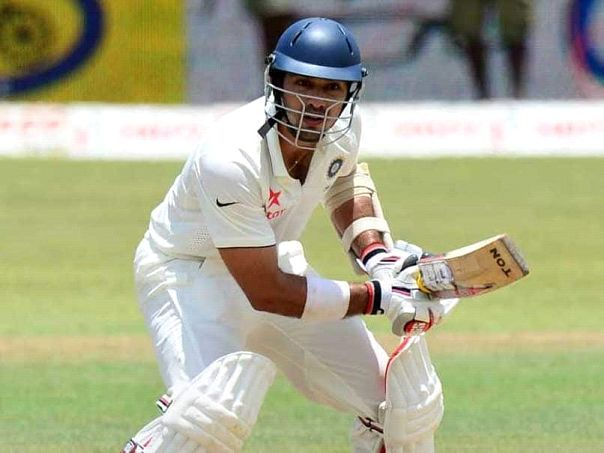 Naman Ohja scored 30 and 1 from both innings in this match