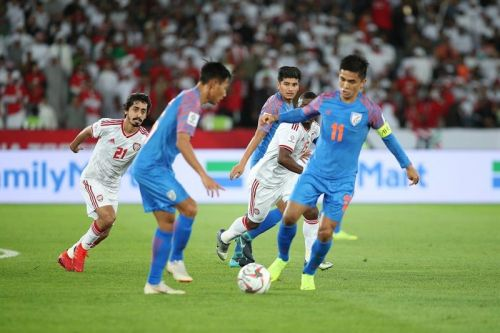 Sunil Chhetri & Co need at least a point against Bahrain