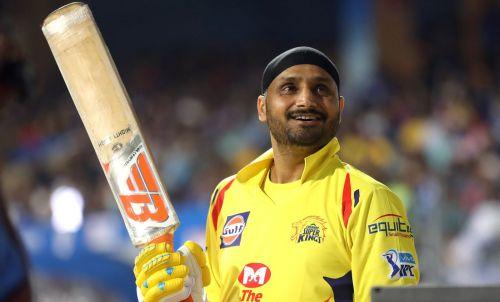 Image result for Harbhajan Singh csk sportskeeda