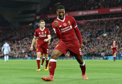 Wijnaldum has been Liverpool's best midfielder this season
