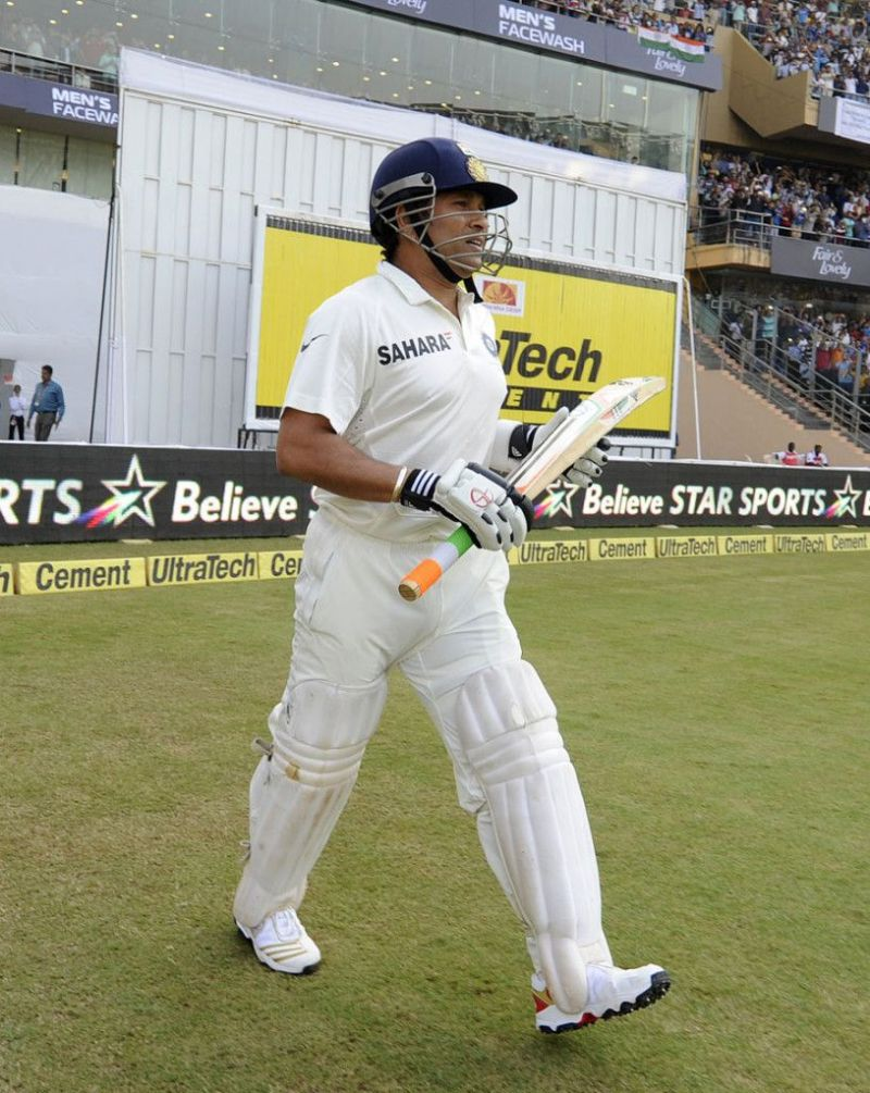 In an illustrious career spanning over 24 years, Sachin Tendulkar played 329 innings for India in Test cricket.