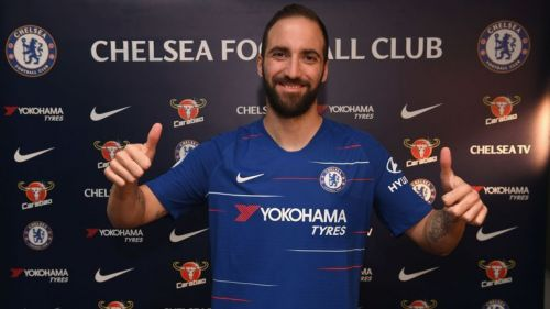 Higuain is finally a Chelsea player, but how long will it take for Morata to get his move away from the Stamford Bridge?