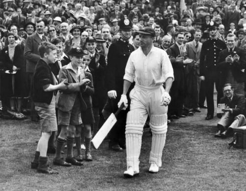 Sir Don Bradman's rating of 962 in Test cricket has never been surpassed.