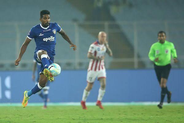 Dhanpal Ganesh was instrumental in helping Chennaiyin FC win the 2017-18 ISL