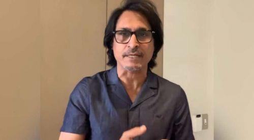 Rameez Raja was in the commentary box when Sarfraz tried to sledge Phelukawayo