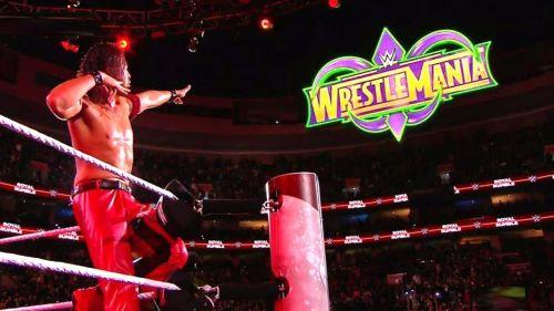Nakamura won the 2018 Royal Rumble.