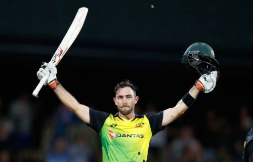 Maxwell has never looked very dangerous with the bat due to his inconsistency