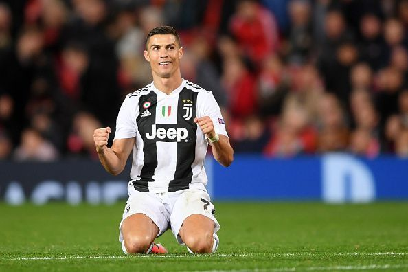 Ronaldo has already conquered the Premier League and LaLiga, and is currently dominating the Serie A
