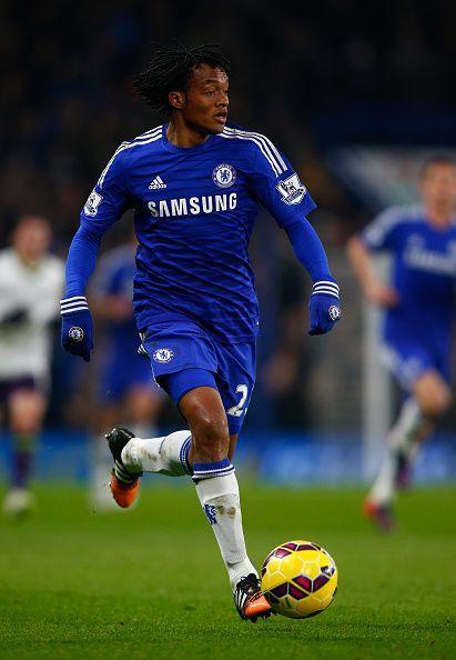 Cuadrado was underwhelming for Chelsea