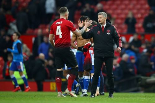 Manchester United v Reading - FA Cup Third Round