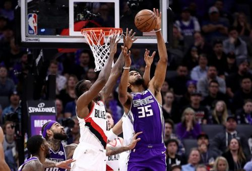 Marvin Bagley III was impressive during the Kings' 115-107 win against the Blazers on Monday