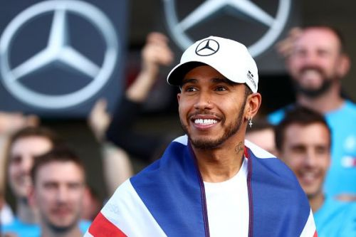 Is more success on the cards for Lewis Hamilton?