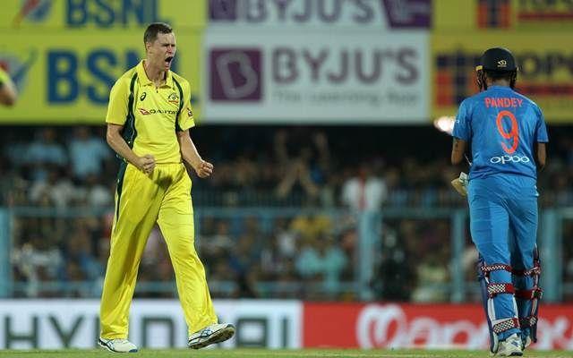 Image result for Jason Behrendorff T20 vs India