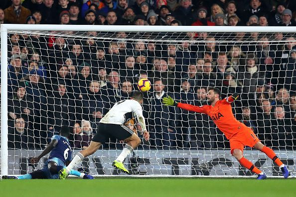 Aleksandar Mitrovic had a goal ruled out for offside on an unlucky day for Fulham