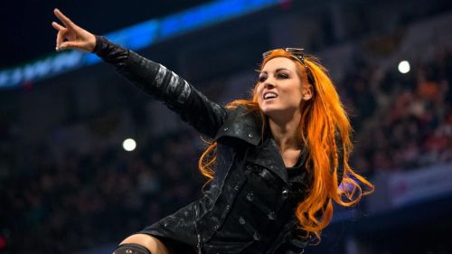 Becky Lynch is one of the 5 superstars who have yet to have a WrestleMania Singles Match