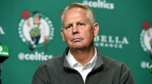 Danny Ainge is all for cheap talent via draft picks.