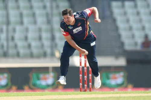 Frylinck has consistently performed for the Vikings (Image courtesy: Dhaka Tribune)