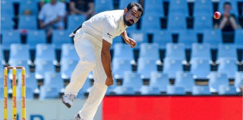 Shami bowled an absolute beauty to dismiss Cummins