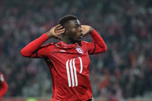 Pépé is performing great for Lille