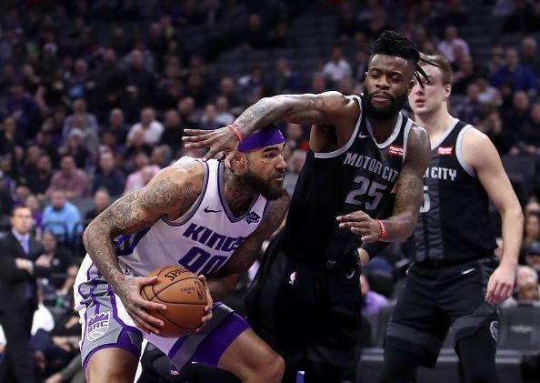 Image result for Detroit Pistons vs Sacramento Kings