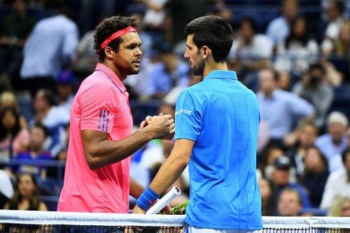 Djokovic vs Tsonga