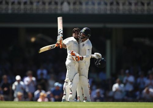 Jadeja and Pujara piled on runs as Australia went into submission