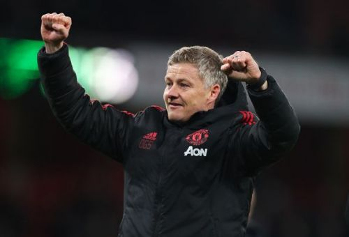Solskjaer remains perfect with Manchester United