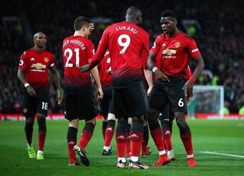 Manchester United will be looking for a fourth consecutive win in the Premier League
